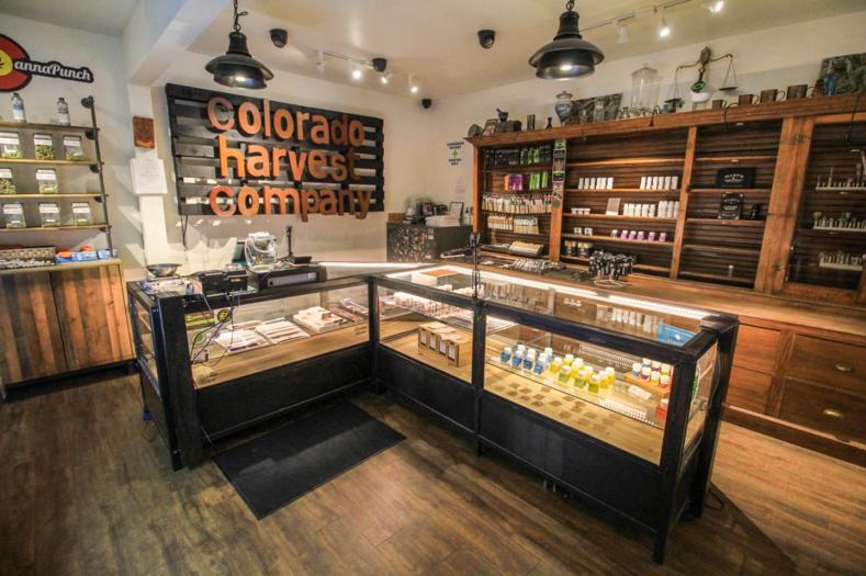 Marijuana Dispensary POS Systems Colorado